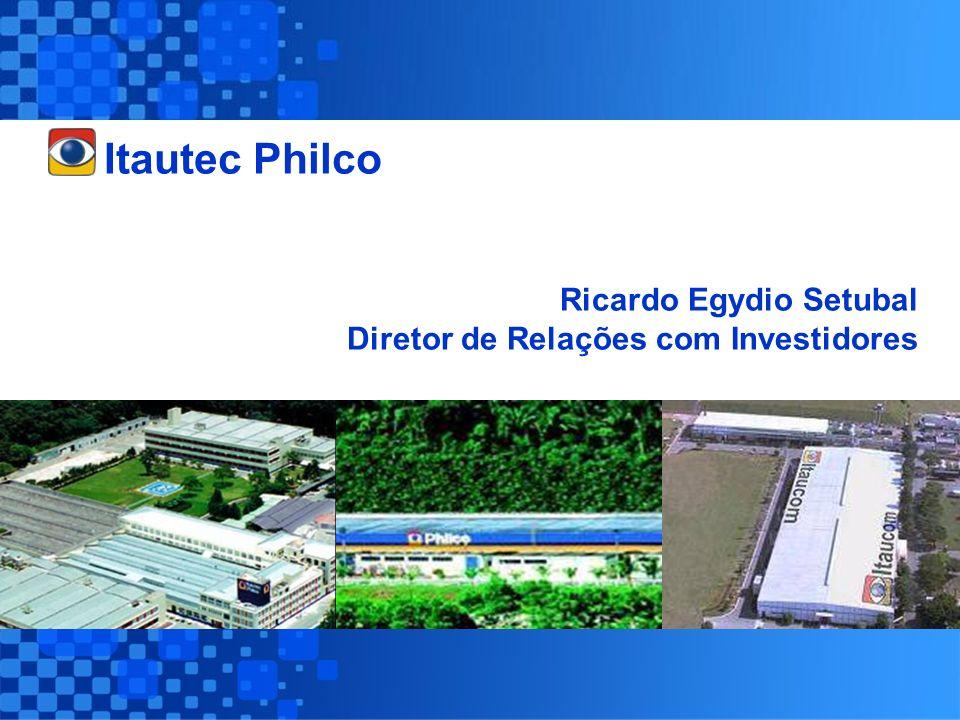 Itautec Philco Ricardo Egydio Setubal