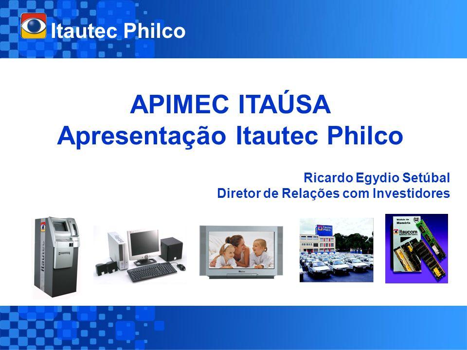 Apresentação Itautec Philco