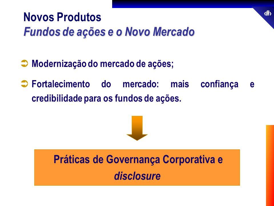 Práticas de Governança Corporativa e disclosure