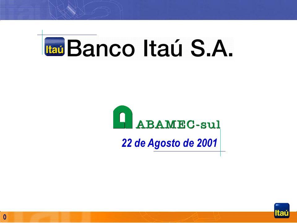 22 de Agosto de 2001