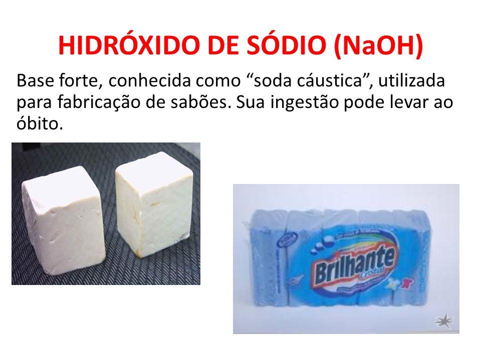 HIDRÓXIDO DE SÓDIO (NaOH)