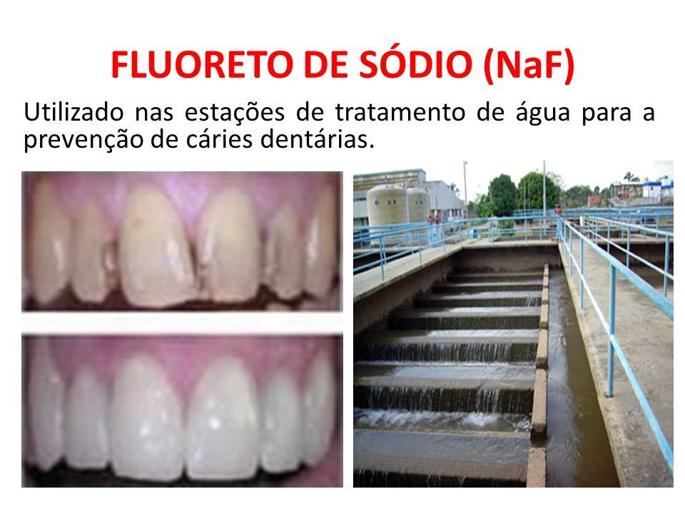 FLUORETO DE SÓDIO (NaF)