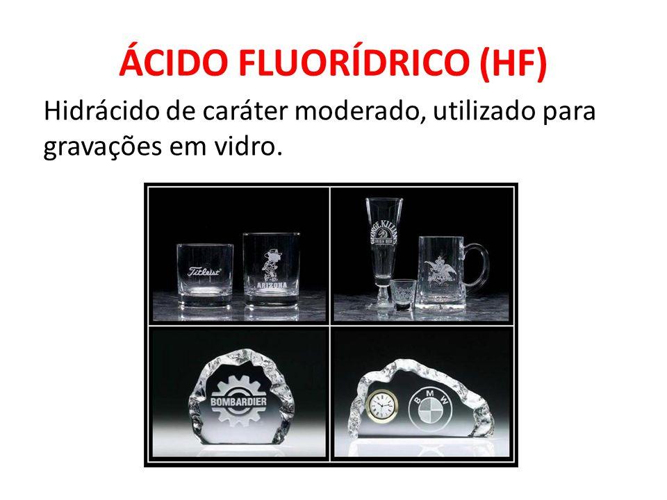 ÁCIDO FLUORÍDRICO (HF)