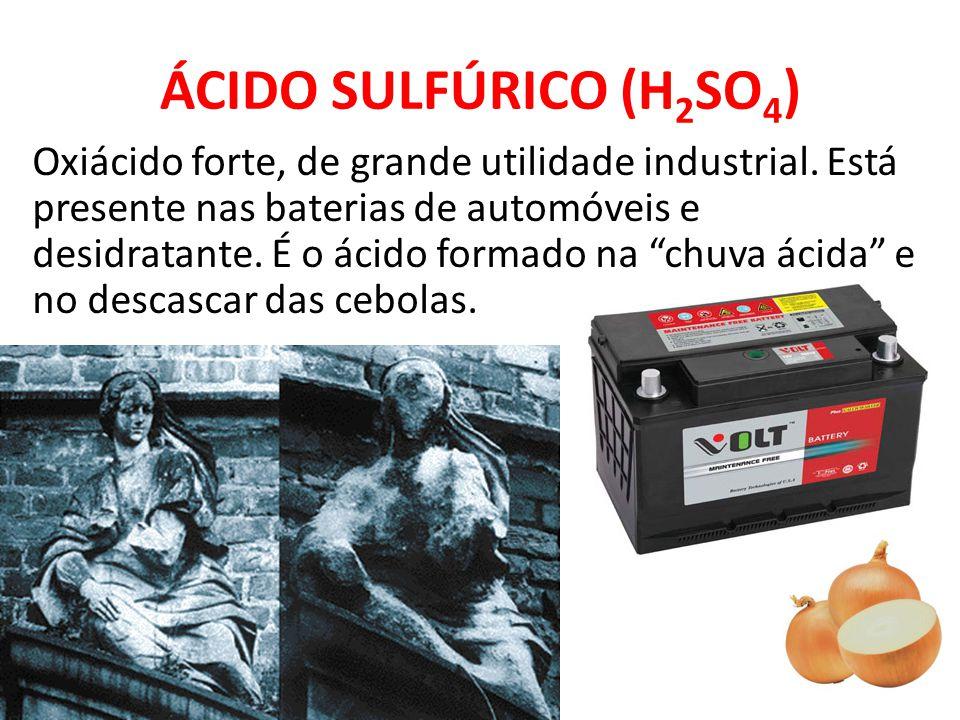 ÁCIDO SULFÚRICO (H2SO4)