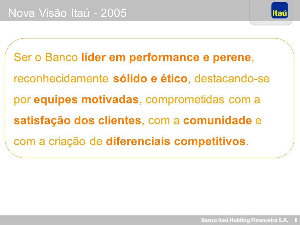 Nova Visão Itaú - 2005