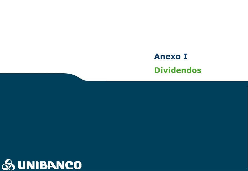 Anexo I Dividendos