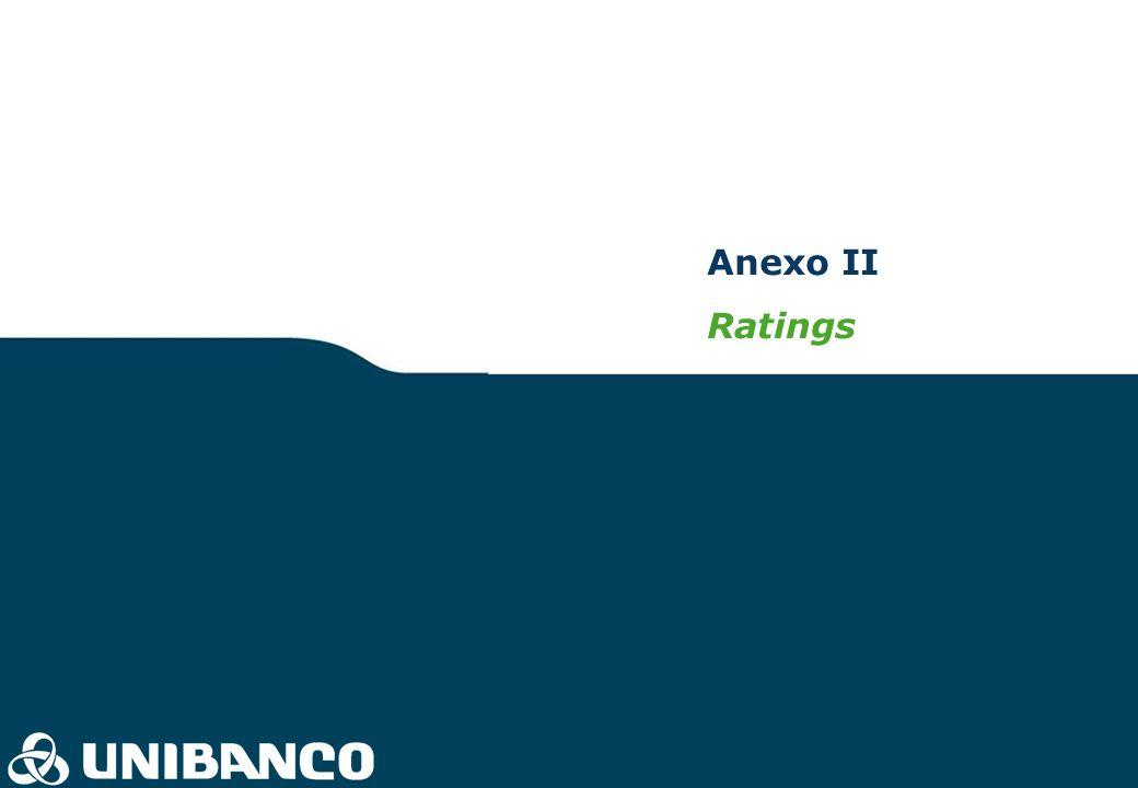 Anexo II Ratings