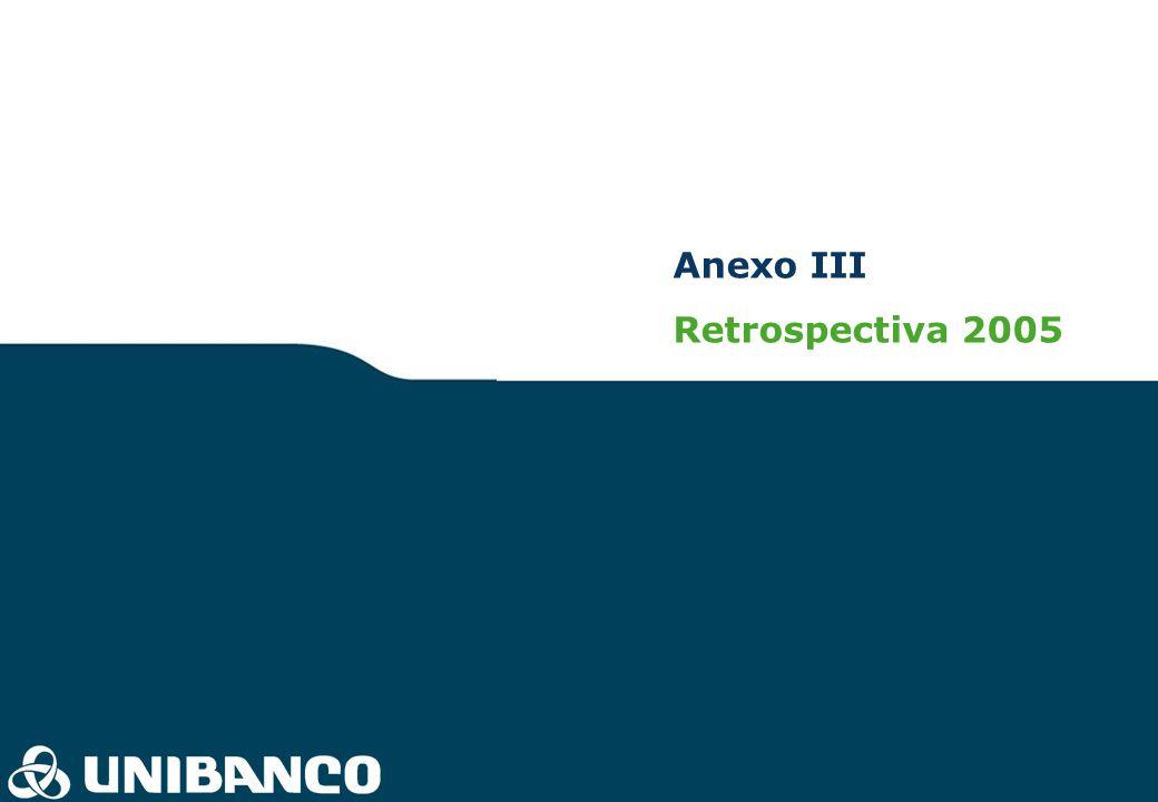 Anexo III Retrospectiva 2005