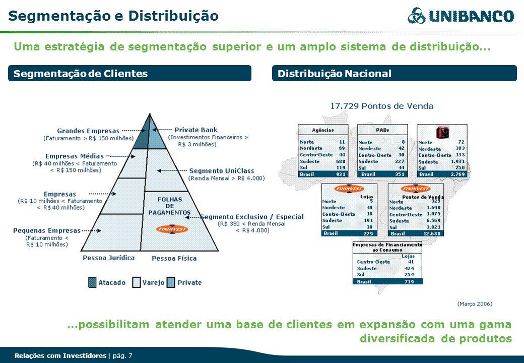 Segmentação e Distribuição