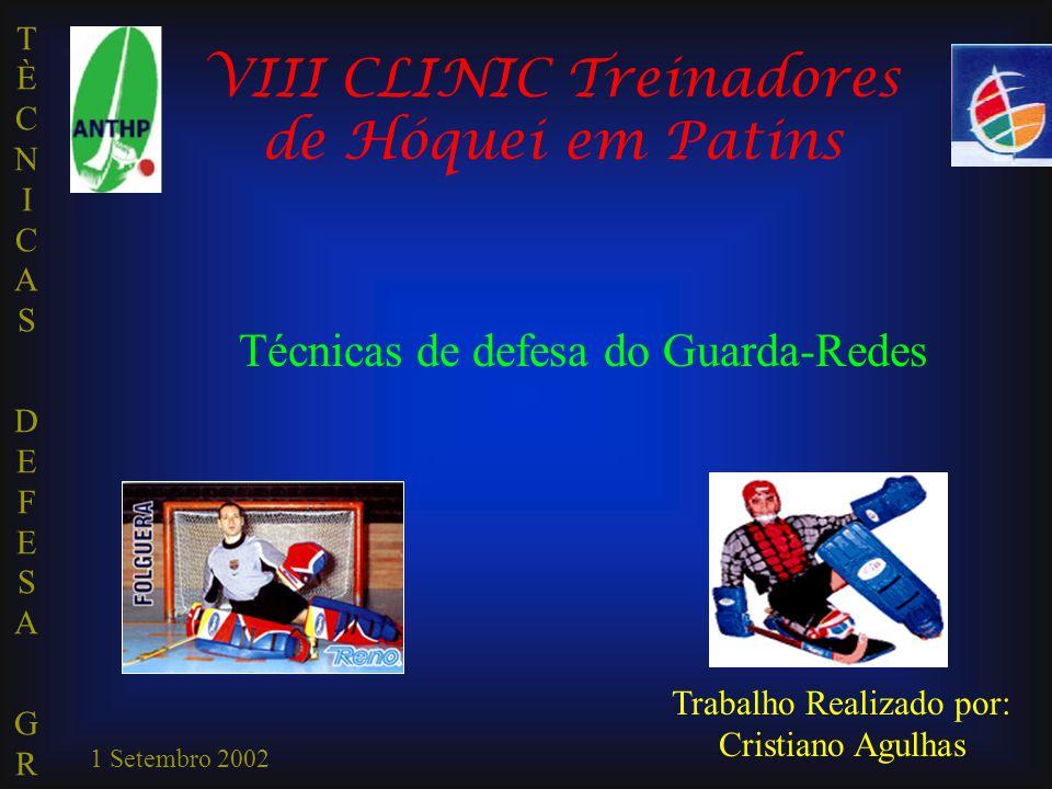 VIII CLINIC Treinadores de Hóquei em Patins