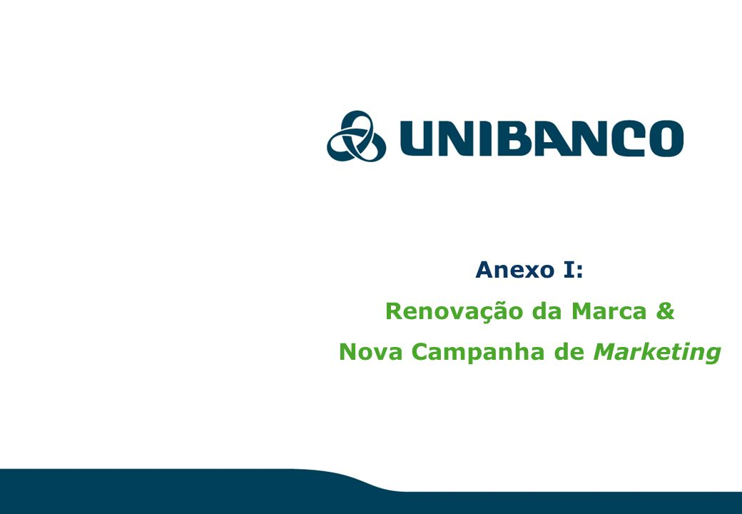 Nova Campanha de Marketing