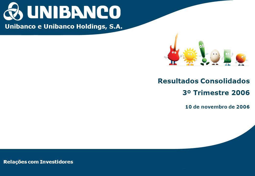 Unibanco e Unibanco Holdings, S.A.
