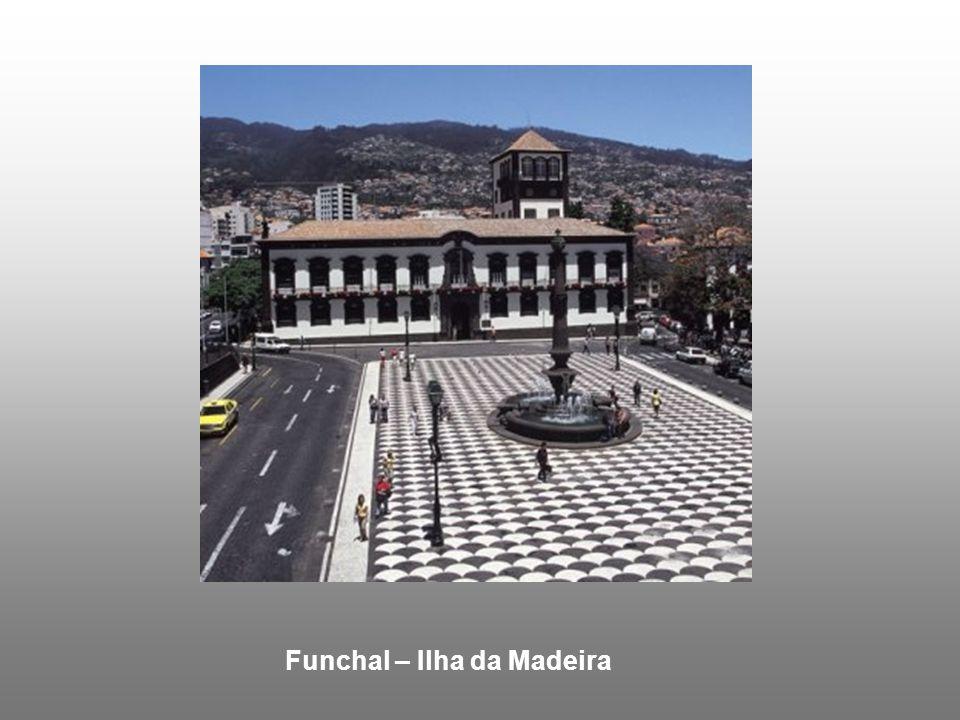 Funchal – Ilha da Madeira