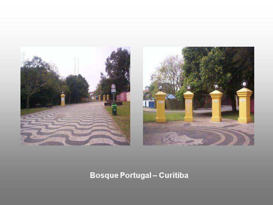 Bosque Portugal – Curitiba