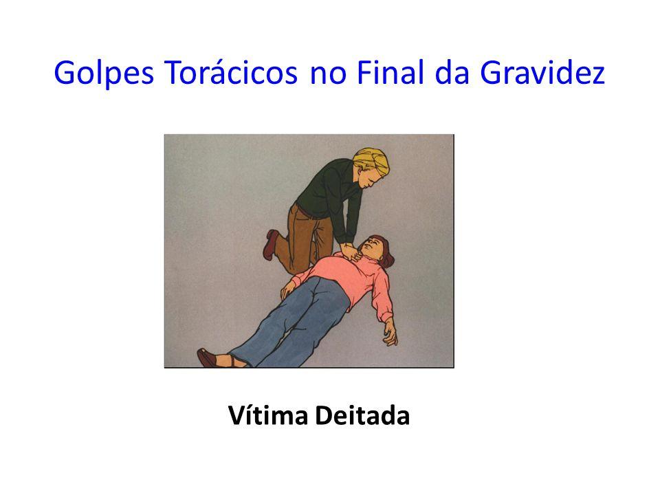 Golpes Torácicos no Final da Gravidez