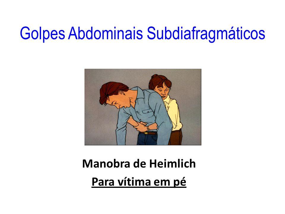 Golpes Abdominais Subdiafragmáticos
