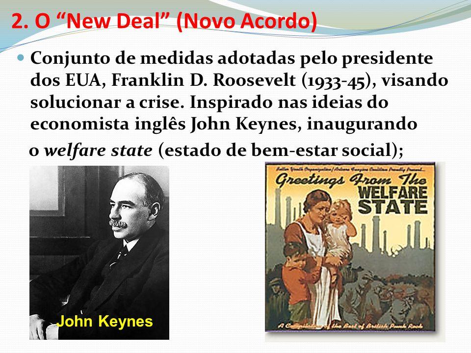 2. O New Deal (Novo Acordo)