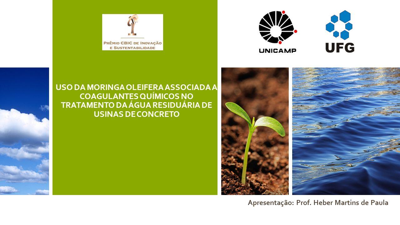 Apresentação: Prof. Heber Martins de Paula