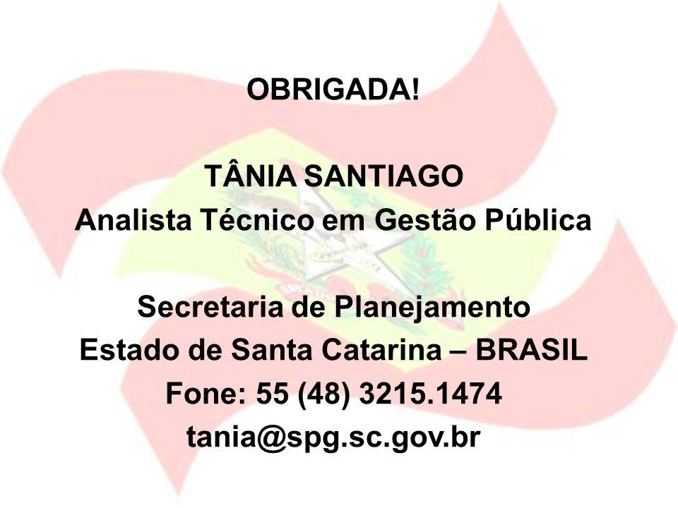 Analista Técnico em Gestão Pública Secretaria de Planejamento