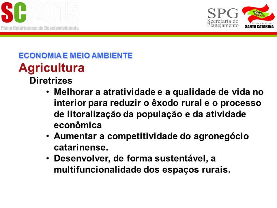 Agricultura Diretrizes