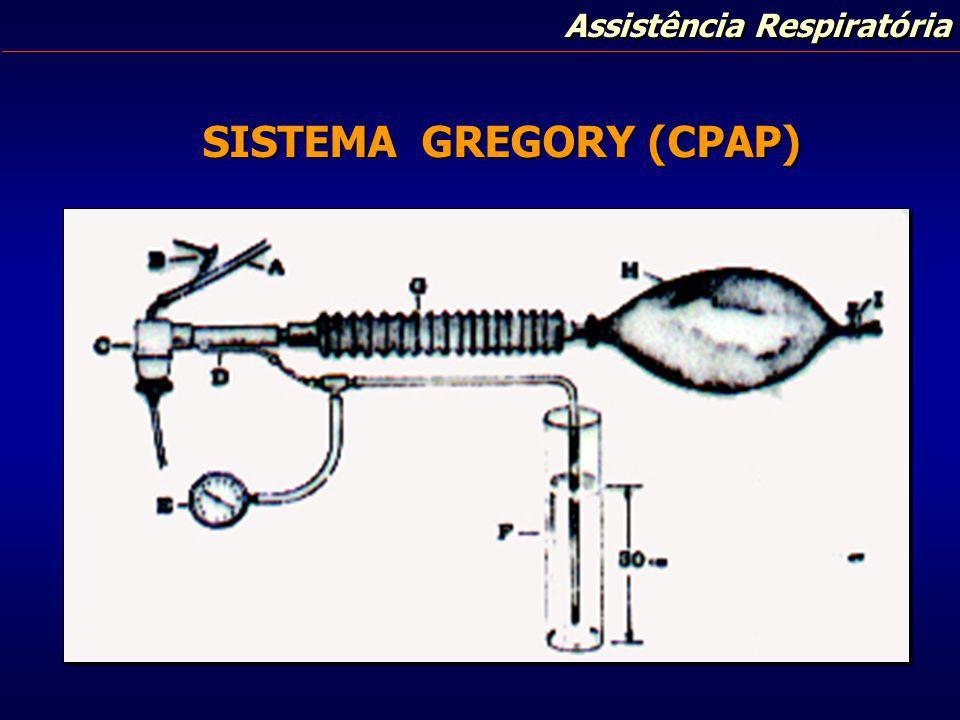 SISTEMA GREGORY (CPAP)