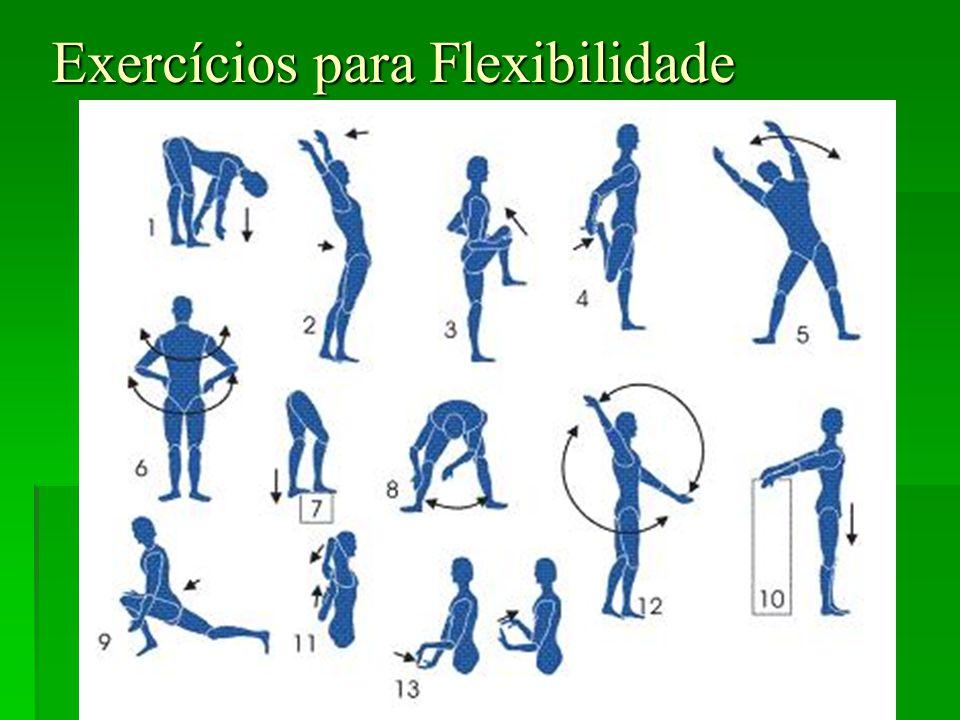 Exercícios para Flexibilidade