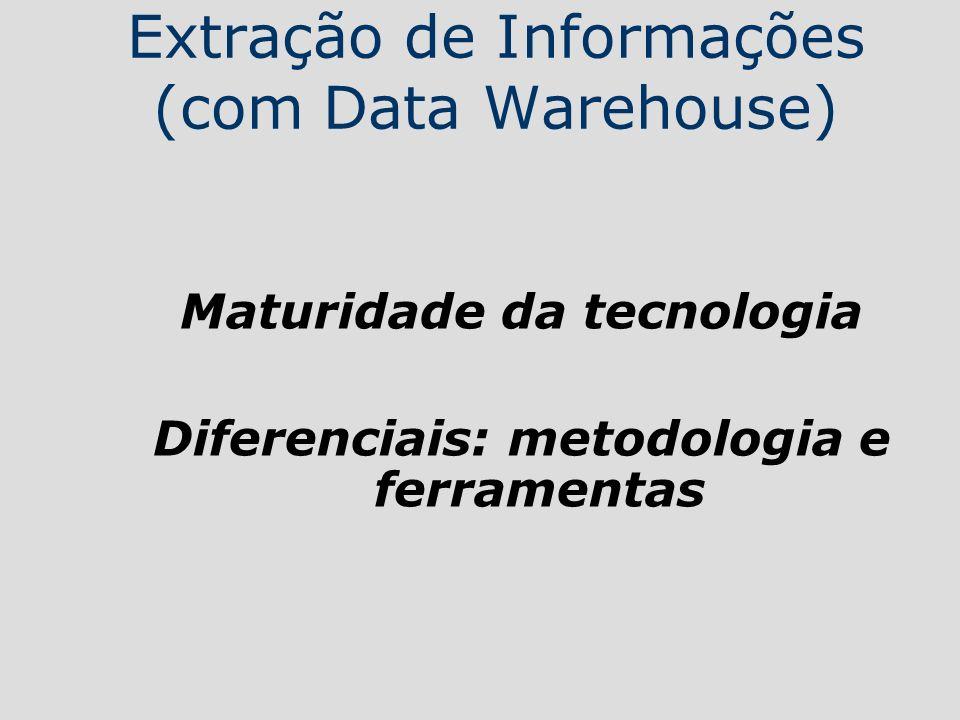 Extração de Informações (com Data Warehouse)