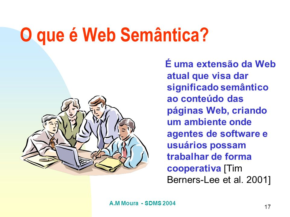 O que é Web Semântica