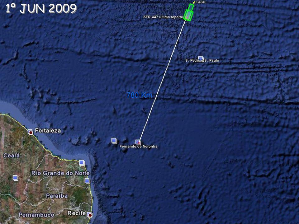 1º JUN 2009 780 Km