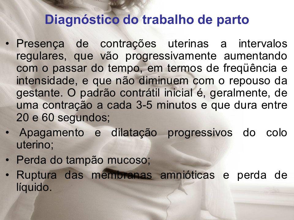 Diagnóstico do trabalho de parto