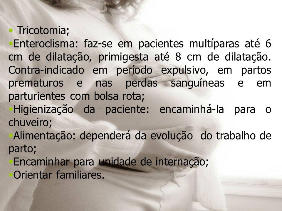 Tricotomia;