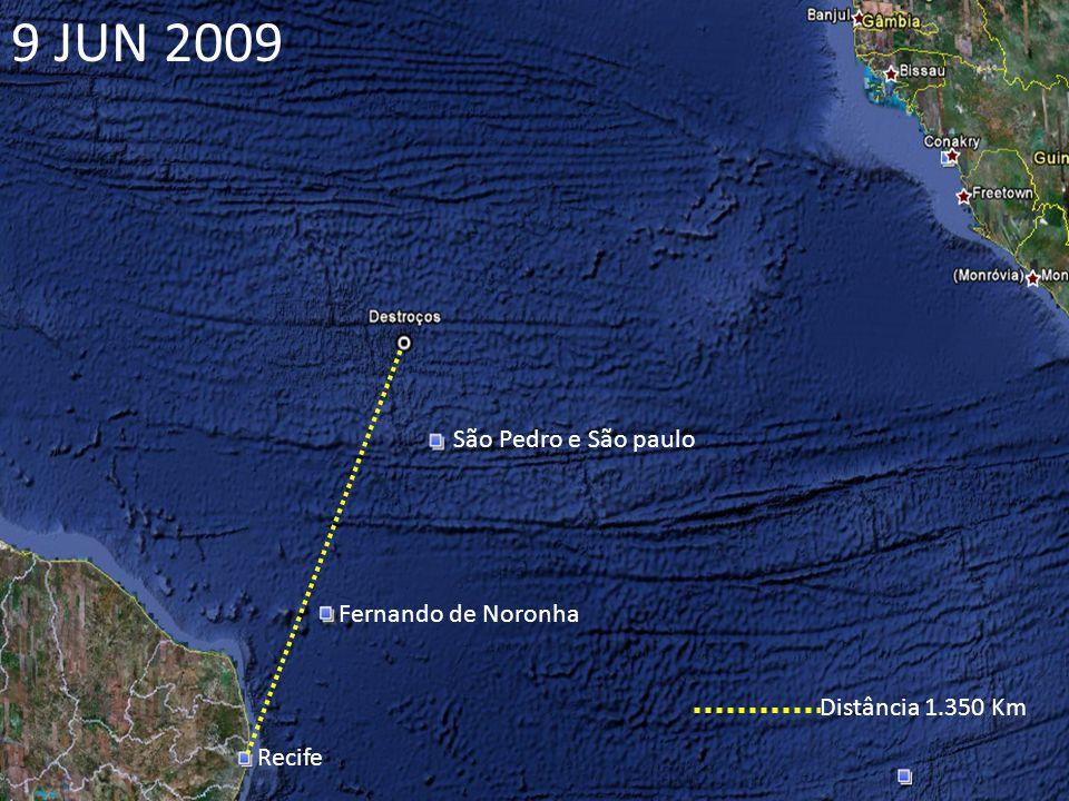 9 JUN 2009 São Pedro e São paulo Fernando de Noronha