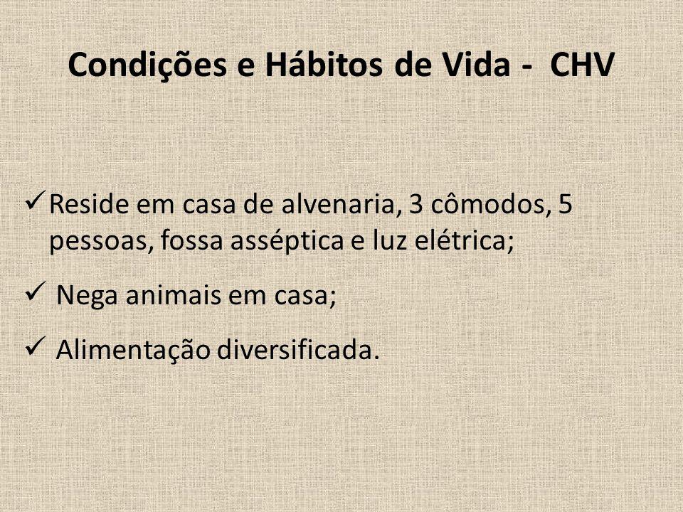 Condições e Hábitos de Vida - CHV