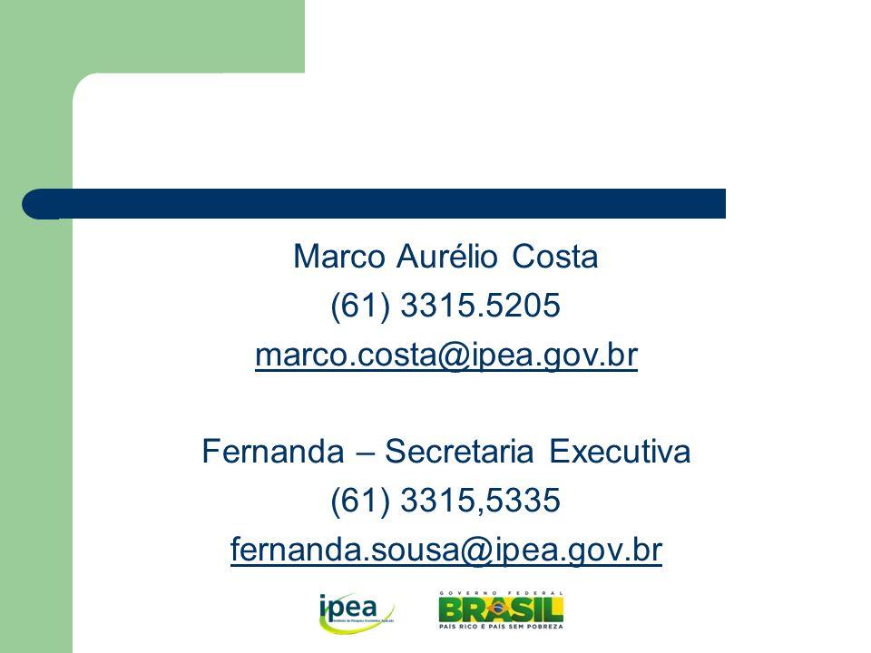 Fernanda – Secretaria Executiva