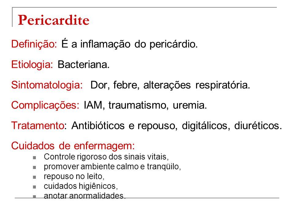 Pericardite