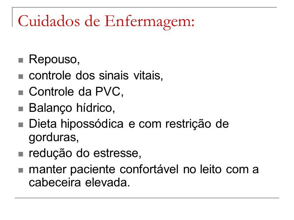 Cuidados de Enfermagem: