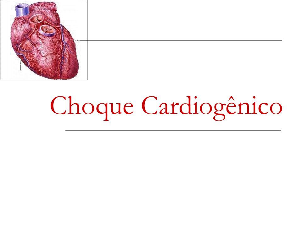 Choque Cardiogênico
