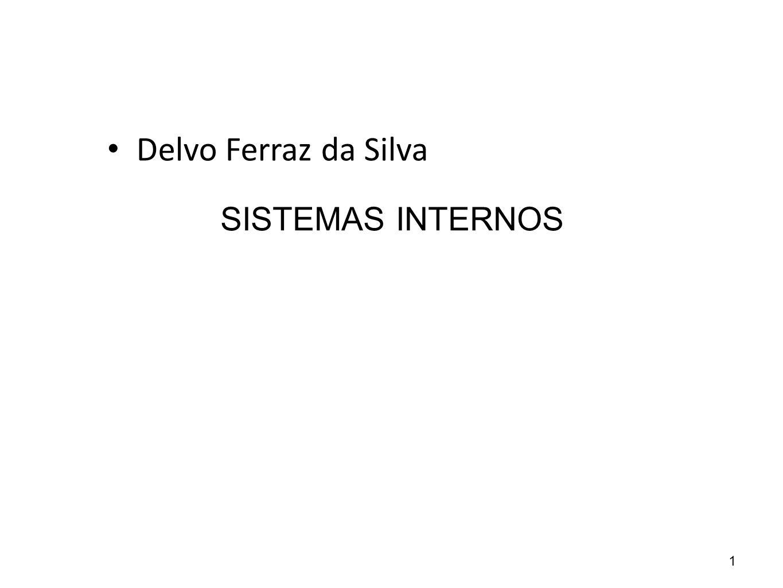 Delvo Ferraz da Silva SISTEMAS INTERNOS