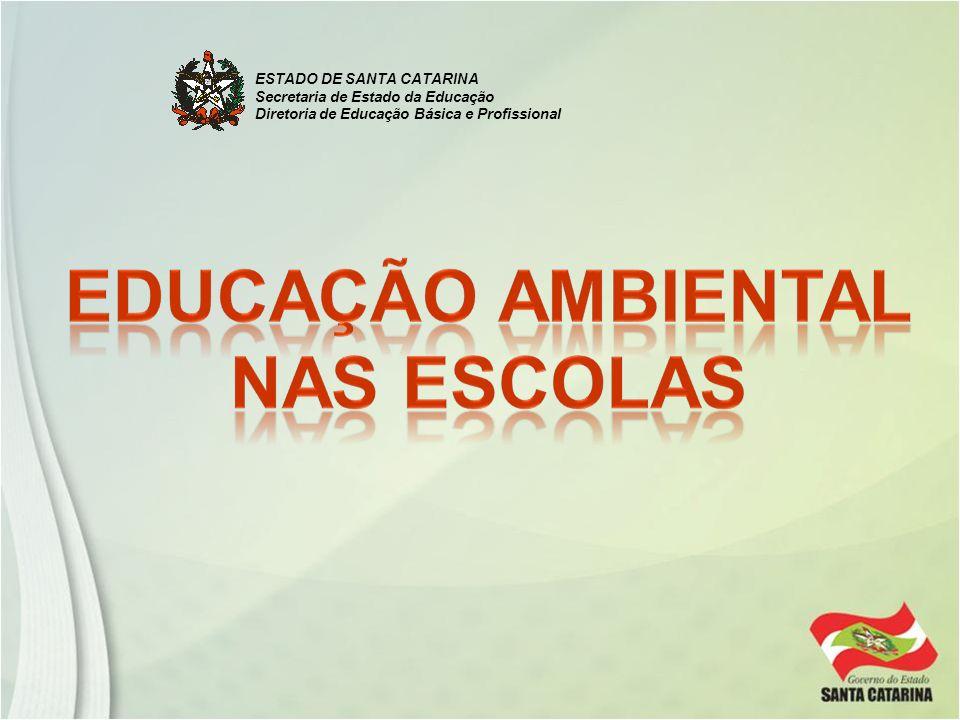 EDUCAÇÃO AMBIENTAL NAS ESCOLAS
