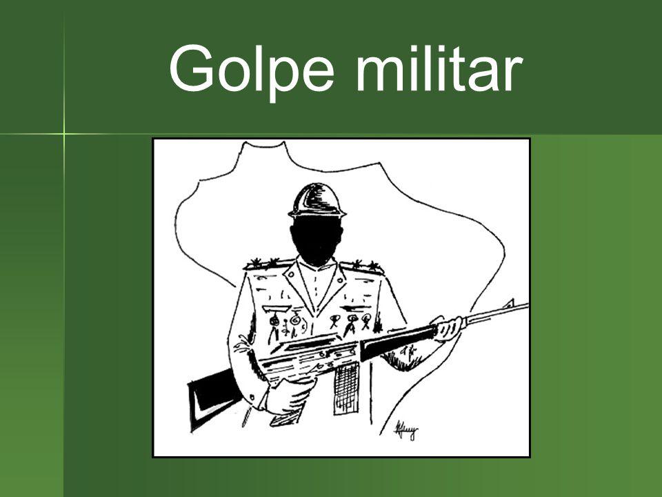 Golpe militar