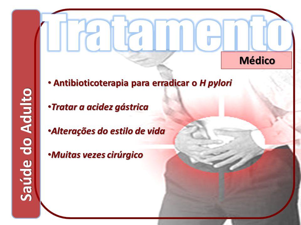 Tratamento Saúde do Adulto Médico