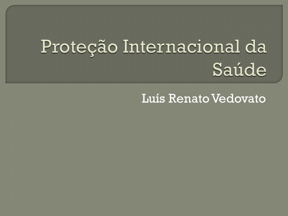 Proteção Internacional da Saúde