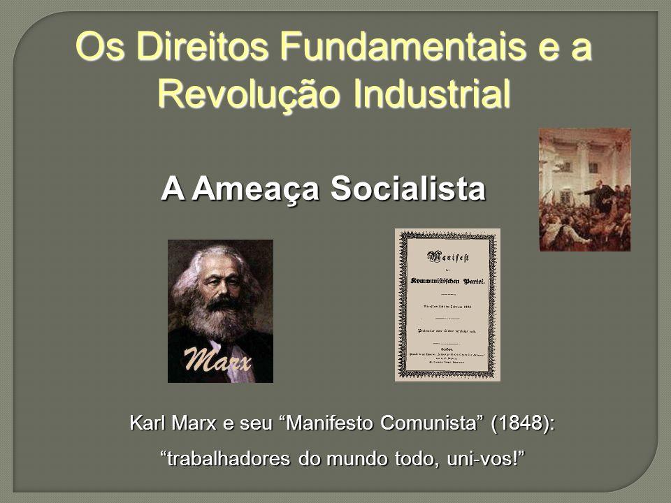 Os Direitos Fundamentais e a Revolução Industrial