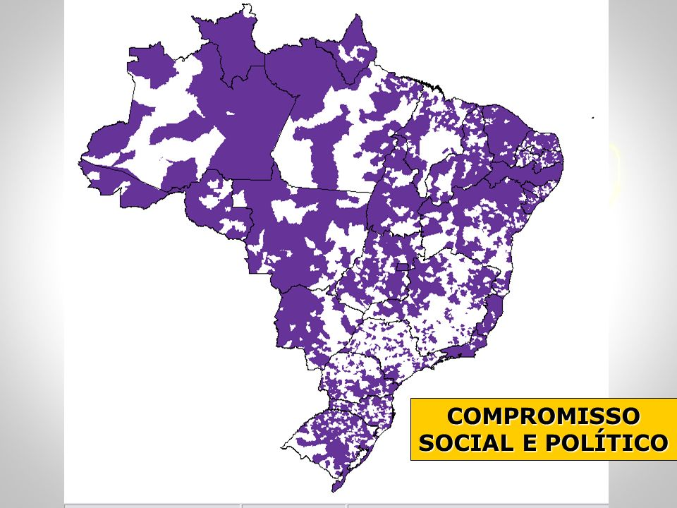 COMPROMISSO SOCIAL E POLÍTICO