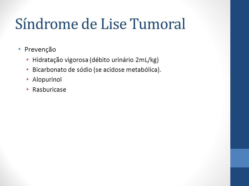 Síndrome de Lise Tumoral