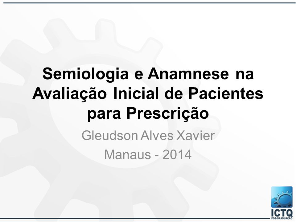 Gleudson Alves Xavier Manaus - 2014