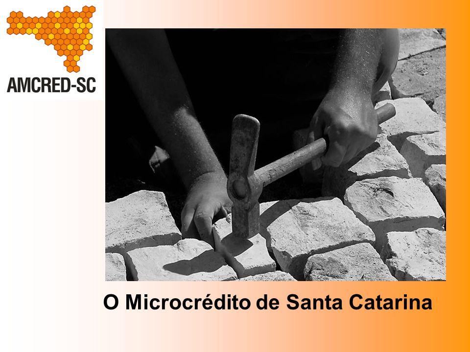 O Microcrédito de Santa Catarina