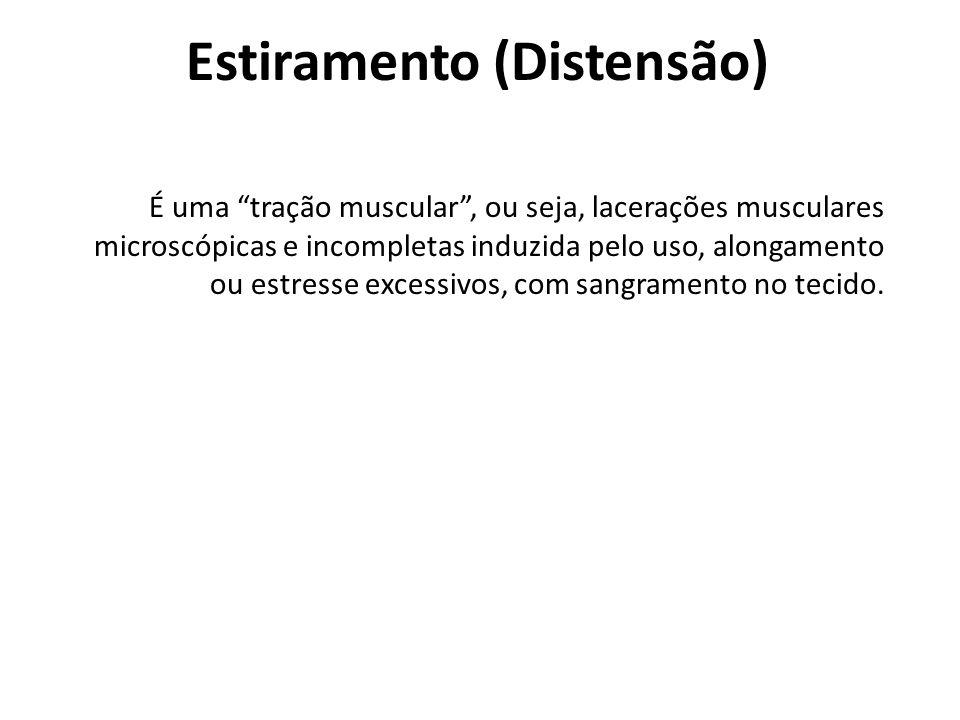 Estiramento (Distensão)