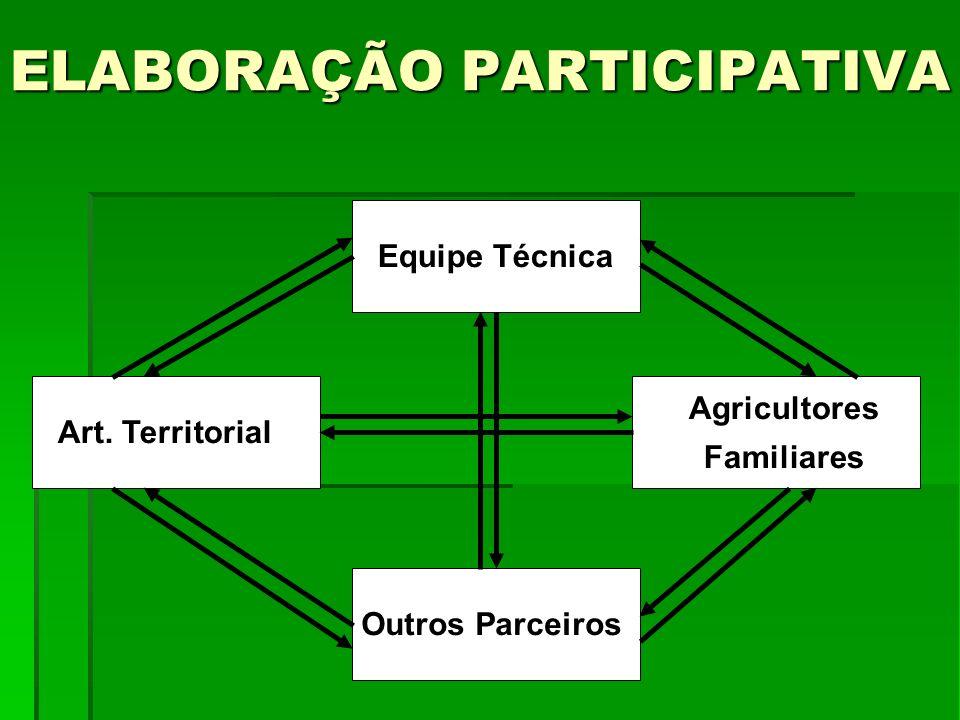 ELABORAÇÃO PARTICIPATIVA