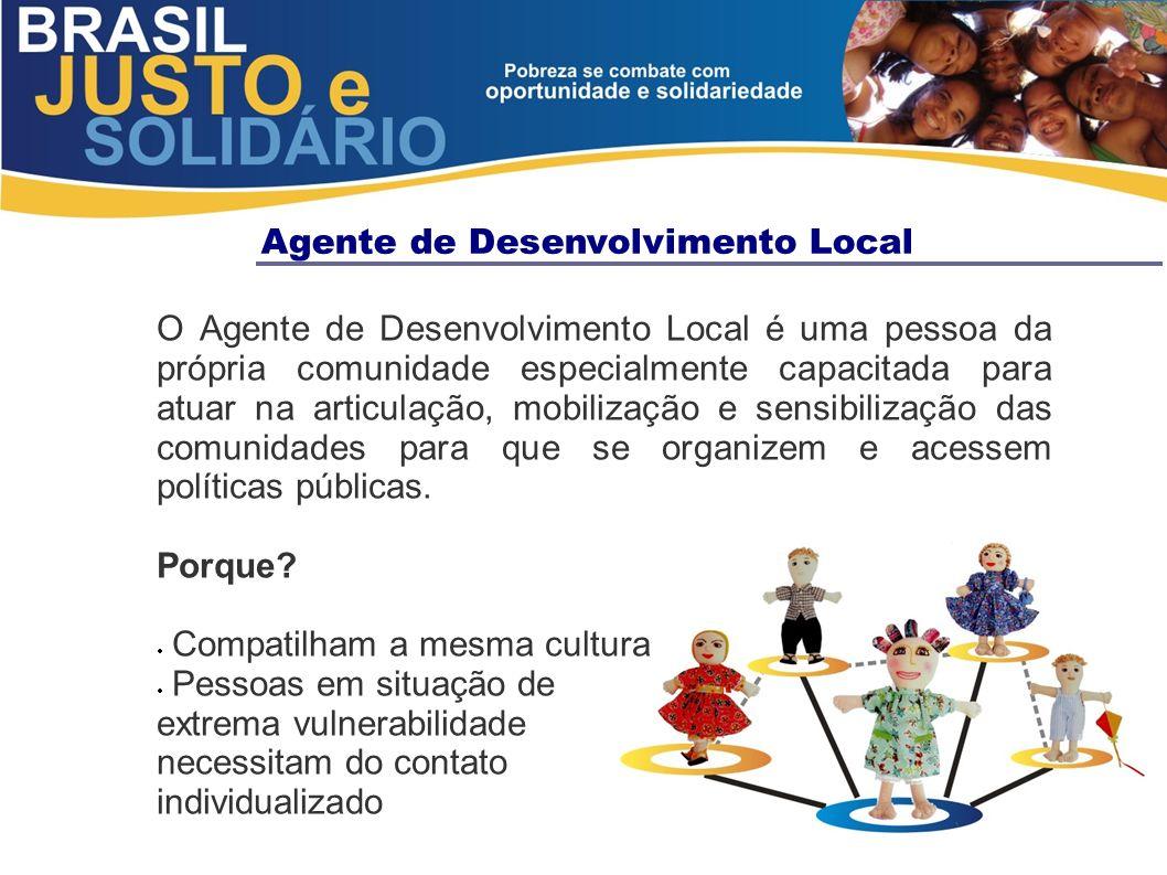 Agente de Desenvolvimento Local